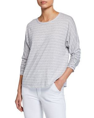 0cd3ee641e3 Frank   Eileen Tee Lab Continuous Long-Sleeve Striped Tee
