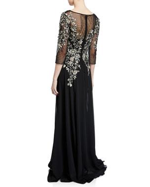 f711d796b08d Designer Gowns on Sale at Neiman Marcus