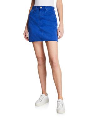 b88019cbf4 Women's Denim & Other Mini Skirts at Neiman Marcus