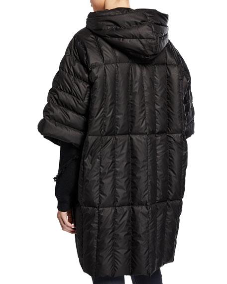 IENKI IENKI Kyoto Oversized Down-Fill Jacket