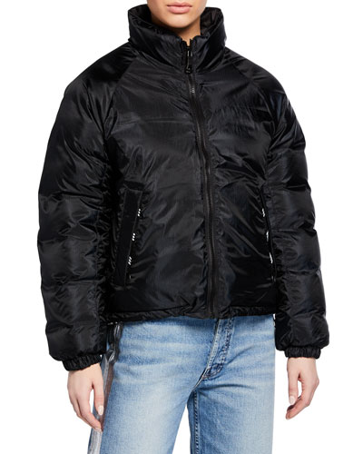 Reversible Down-Fill Jacket