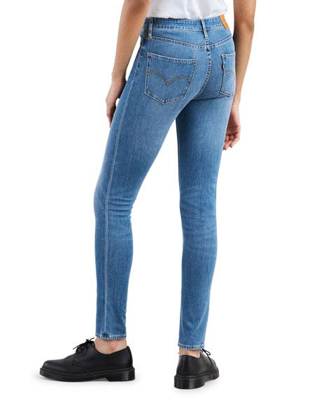 Levi's Premium 721 High-Rise Skinny Jeans