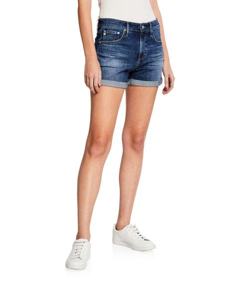 AG Hailey Ex-Boyfriend Distressed Denim Shorts