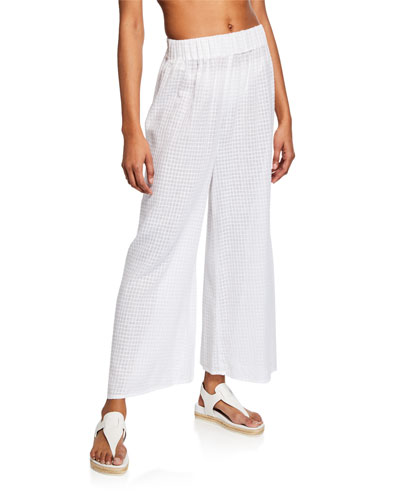 Paloma Organic Cotton Pull-on Pants