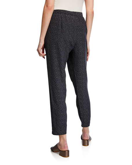 Eileen Fisher Morse Code Slouchy Pants