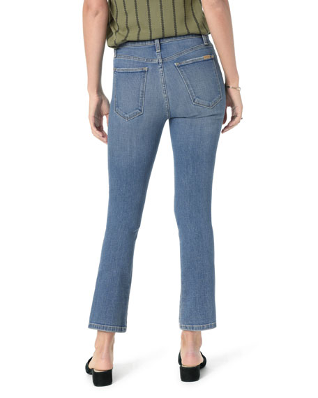 Joe's Jeans The Callie High-Rise Cropped Flare Jeans