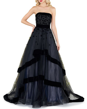 fefe62d5 Evening Gowns by Occasion at Neiman Marcus