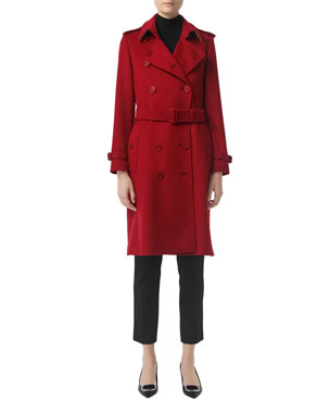 7d8540fb838 Raincoats   Trench Coats for Women at Neiman Marcus
