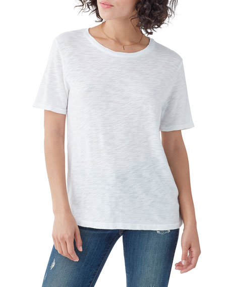 Splendid Zoe Crewneck Short-Sleeve T-Shirt