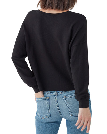 Splendid Essential Active Marathon Sweatshirt