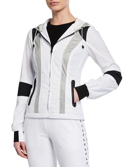 Blanc Noir Mirani Colorblock Training Jacket