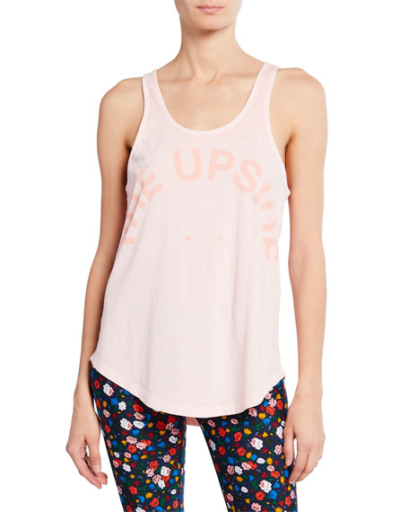 The Upside Issy Vintage Cotton Tank