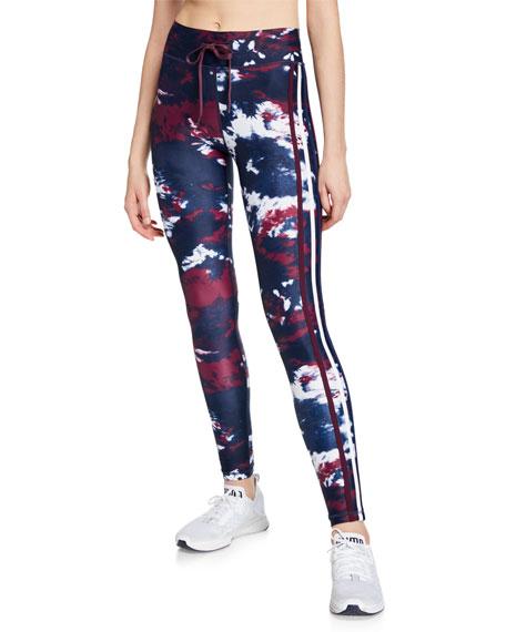 dabc57f61e94c9 The Upside Tie Dye Yoga Leggings | Neiman Marcus