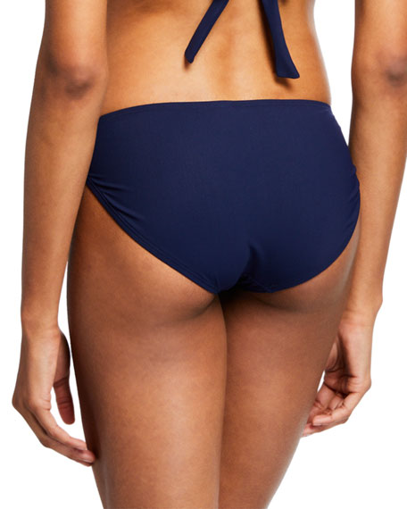 Tory Burch Gemini Link Hipster Bikini Bottom