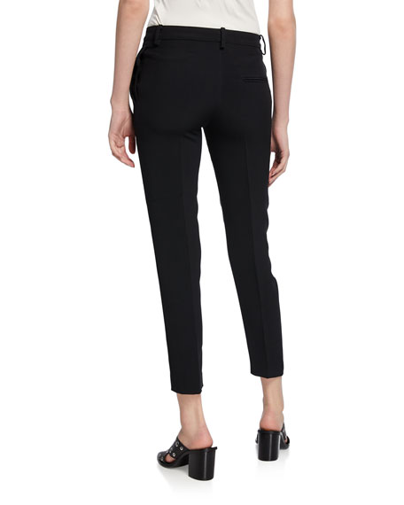 No. 21 Tailored Skinny Crop Trousers