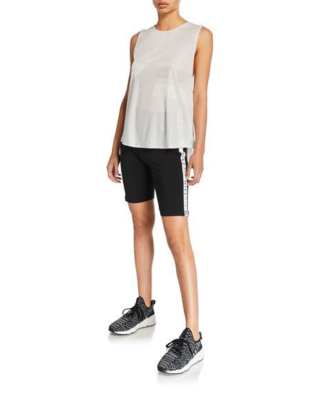 Nike Air Logo Side Tape Bike Shorts