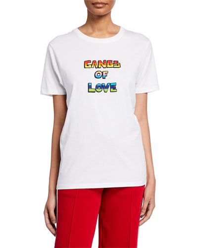 Gangs Of Love Graphic T-Shirt