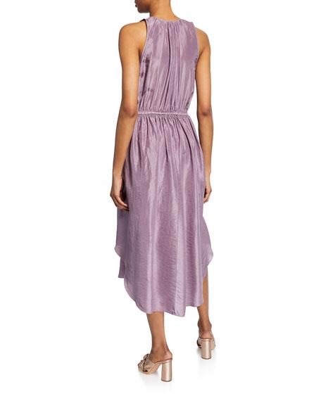 Forte Forte Habutai Silk Sleeveless Dress