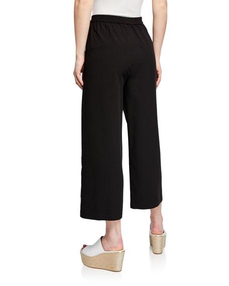 Masai Perinius Straight Cropped Culotte Pants