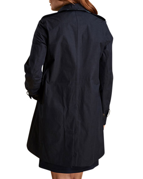 Barbour Laggan Waterproof A-Line Jacket