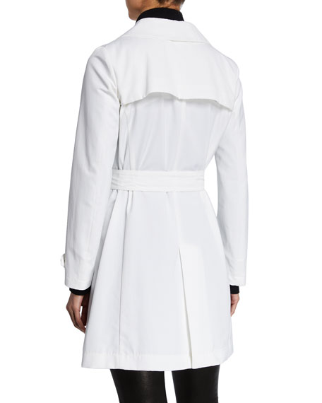 Herno Mid-Length Trench Coat