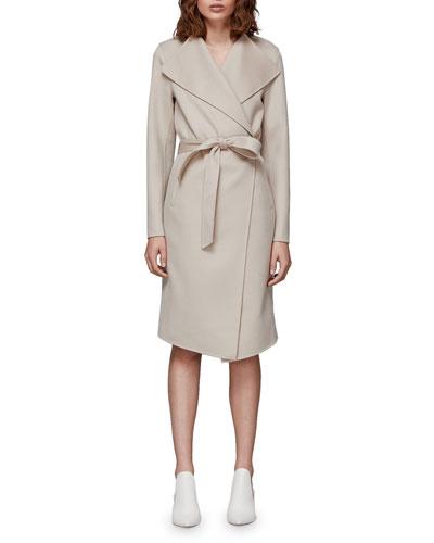Leora Wool Top Coat