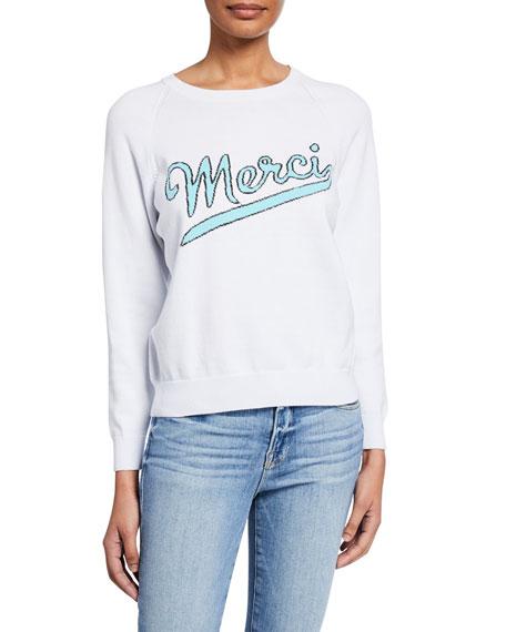 Replica Los Angeles Merci Intarsia Pullover Sweatshirt