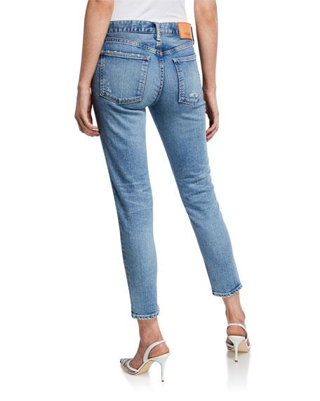 MOUSSY VINTAGE Edmond High-Rise Skinny Jeans