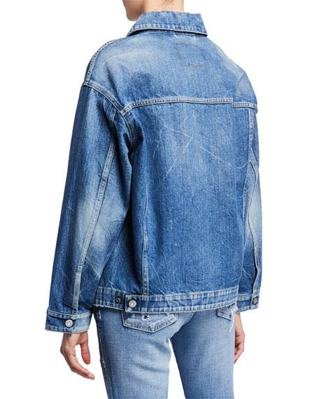 MOUSSY VINTAGE Homewood Denim Craftsman Jacket