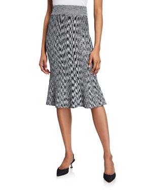 335271771 Club Monaco Walda Space-Dye Skirt