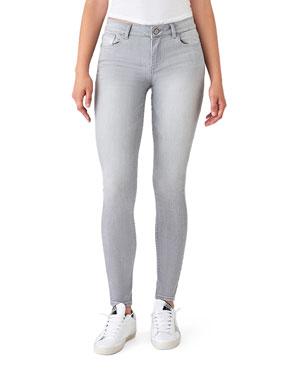 ad85c43c38b DL1961 Premium Denim Florence Mid-Rise Instasculpt Skinny Jeans
