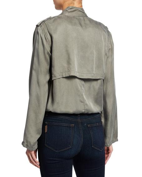 Rails Rowen Button-Front Utility Jacket