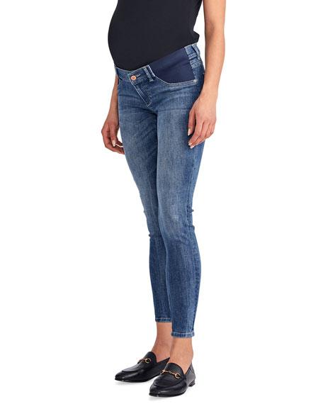 DL1961 Premium Denim Florence Mid-Rise Skinny Maternity Jeans
