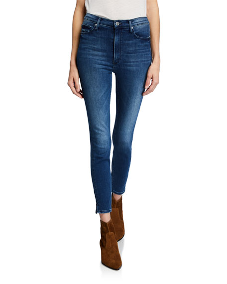 Black Orchid Kate Super High-Rise Skinny Jeans