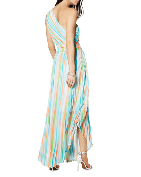 Ramy Brook Belle One-Shoulder Maxi Dress