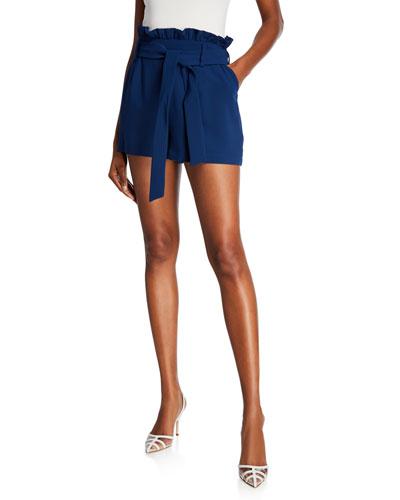 Tessi High-Waist Shorts