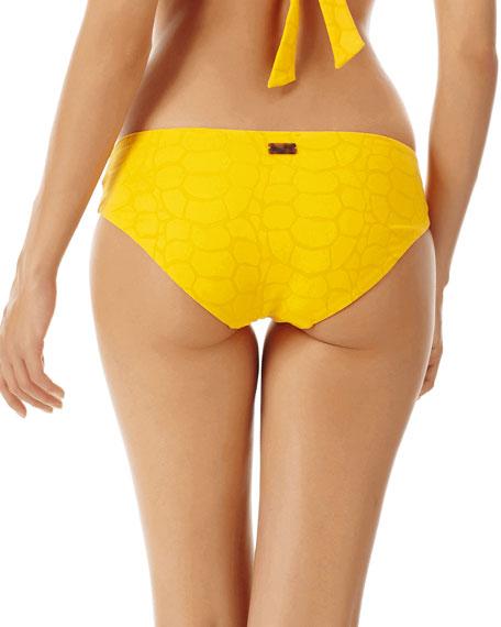 Vilebrequin Turtle Shell Hipster Bikini Bottom