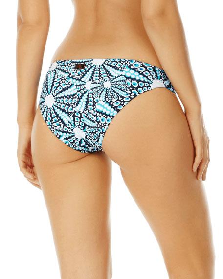 Vilebrequin Oursinade Printed Hipster Bikini Bottom