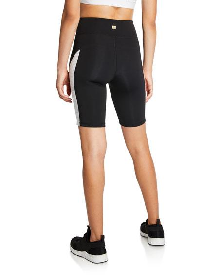 Aurum Soul High-Rise Biker Shorts