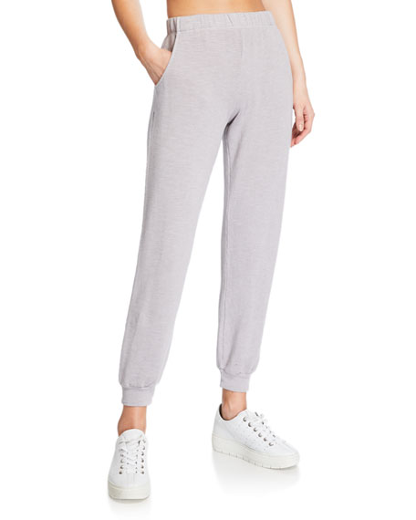 Monrow Super-Soft Jogger Sweatpants