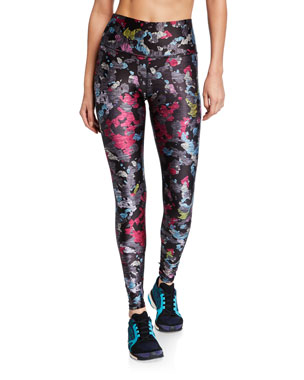 73db7faba31a9 Terez Splash Air Force High-Rise Leggings