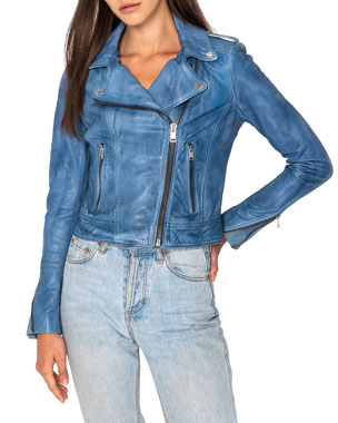 7944747b4 Leather Jackets & Coats for Women at Neiman Marcus