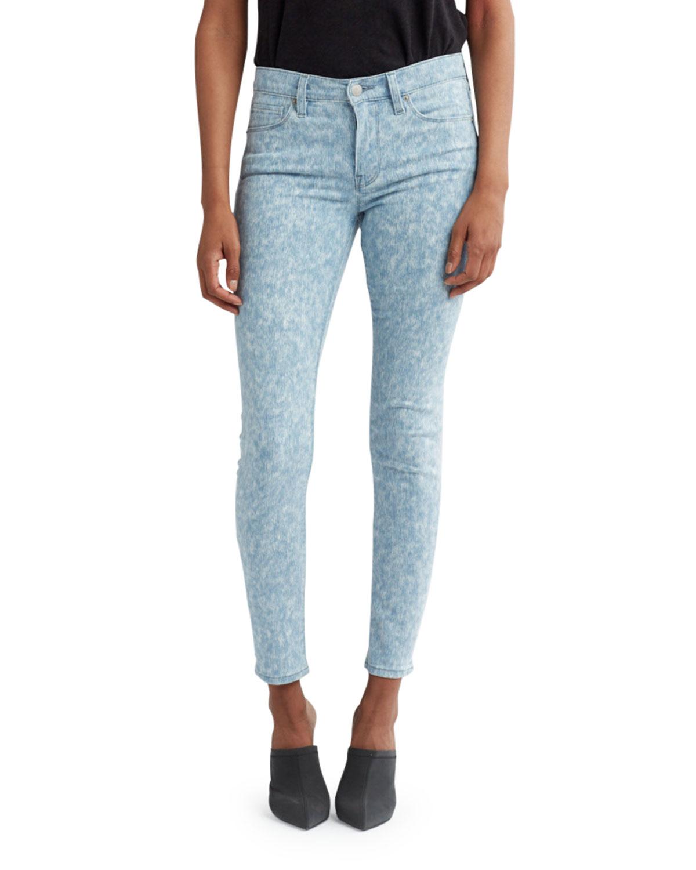 2e1825404aa Hudson Nico Mid-Rise Super Skinny Ankle Jeans | Neiman Marcus