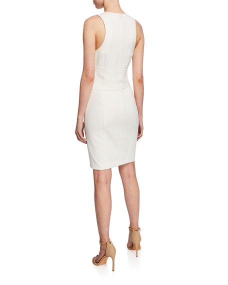 cinq a sept Cassaleigh Tie-Waist Dress