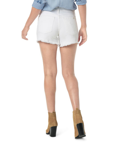 Joe's Jeans The Ozzie 4 Frayed Shorts