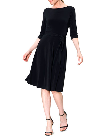 Leota Ilana Jersey A-Line Dress