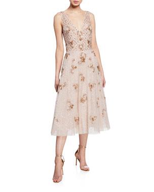 3c34ecb97d61 Designer Cocktail Dresses at Neiman Marcus
