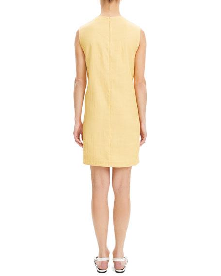 Theory Sleeveless Shift Dress