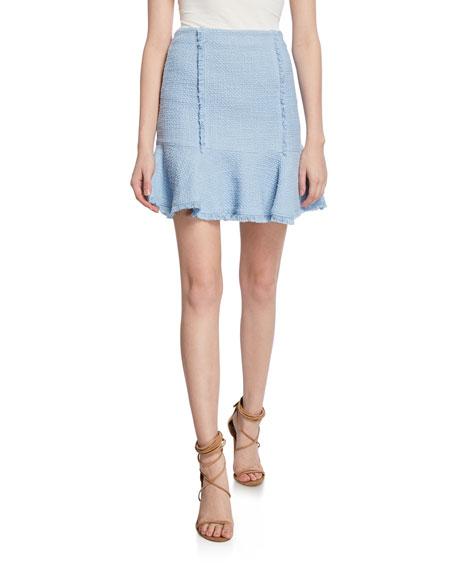 Likely Dunne Tweed Short Skirt