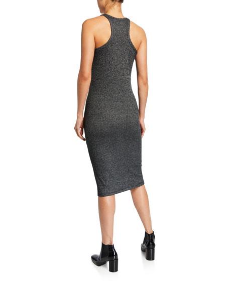 Rag & Bone Clara Torqued Racerback Dress